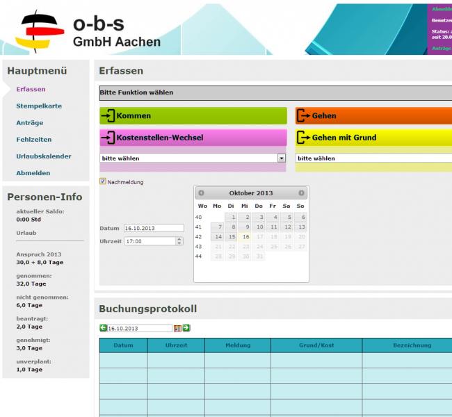 Dienstplanung; Personalzeitmanagement; Personaleinsatzplanung; Zeiterfassung; Personalzeiterfassung; PEP; Personenkalender; Urlaubskalender; Fehlzeitkalender; Fehlzeiterfassung; Schichtplan; interaktive Einsatzplanung;