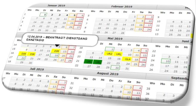 Dienstplanung; Personalzeitmanagement; Personaleinsatzplanung; Zeiterfassung; Personalzeiterfassung; PEP; Personenkalender; Urlaubskalender; Fehlzeitkalender; Fehlzeiterfassung; Schichtplan; interaktive Einsatzplanung; Personalstammdatenverwaltung; Kostenstellenerfassung; Kostenstellenwechsel; Kostenstellenleistung; Personalkapazitätsverwaltung; Nachrichtenportal; Ampelfunktionen; Antragswesen; Antragsworkflow; Employee-Self-Service; digitaler Workflow; Nachmeldungen;